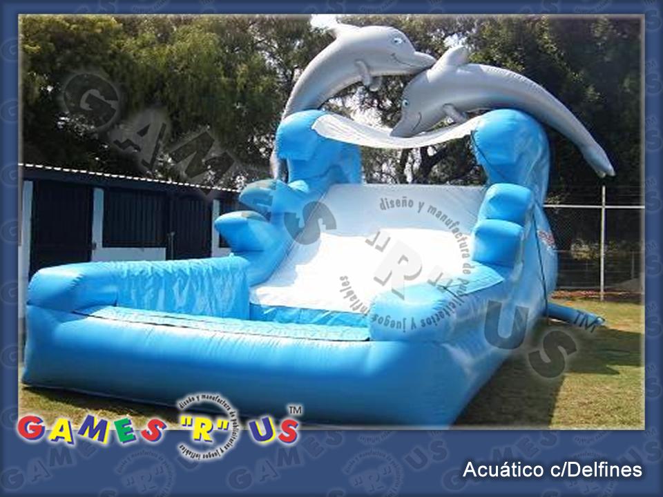 Juegos acu ticos for Precio de piletas inflables